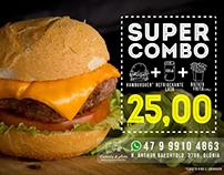 BANNER FACEBOOK - SUPER COMBO