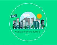 Motion Graphics - Prefeitura de Itu