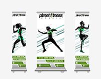 Banner - Planet Fitness Brazil