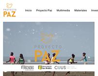 Proyecto Paz / Universidad de los Andes