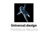 Portfolio & Resumen