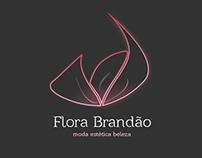 Logo Flora Brandão