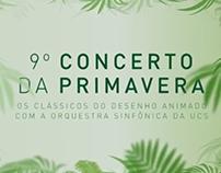 9º Concerto da Primavera Unimed