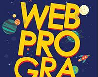 Webprogramo Poster