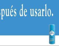 Via Pública Desodorante Veritas- Outdoor Deodorant