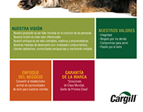 Afiches Corporativos - Cargill