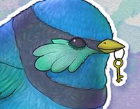 Uccello Pajarito