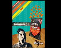 Doritos Poster