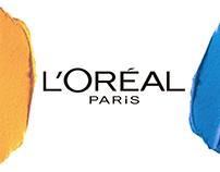 L'ORÉAL digital campaign