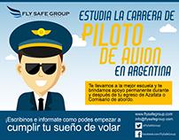 Fly Safe Group - Flyer Facebook - Twitter