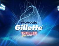 Gillette Thriller Live