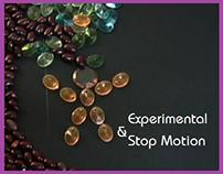 Animação Experimental & Stop Motion
