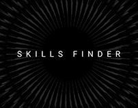 Skills Finder app