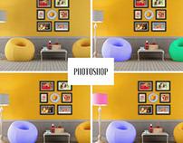 Principios en Photoshop 2