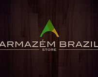 Identidade Visual Armazém Brazil