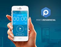 Ponto Residencial - Concept Mobile App
