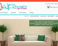 E-Commerce WL Decorações