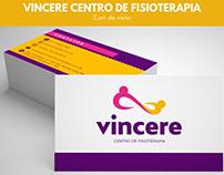 Cartão de visita - Vincere