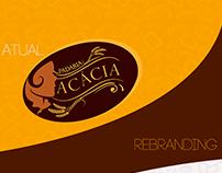 Projeto de Rebranding - Padaria Acácia
