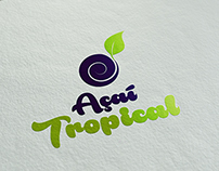 Açaí Tropical - Branding