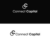 Connect Capital Logo Design