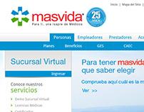 Sitio Masvida 2011-2016