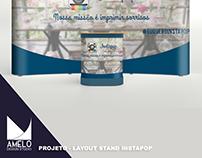Stand Instapop na Expo Noivas