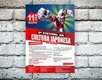 Cartaz Cultura Japonesa