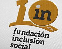 10AÑOS - Fundación Inclusión Social