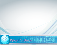 "Plantilla de Presentación ""Bytes Creativos"""