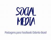 Postagens para Facebook Odonto Brasil