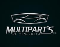 Multipart's de Venezuela Imagen Corporativa