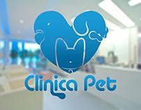 Logo Clinica Pet