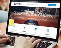 [Interlink] Site institucional para Seguradoras