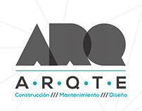ARQTE Logo