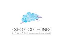 Expo Colchones y Salas - Brand Design