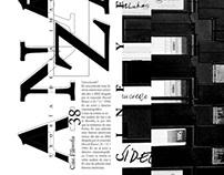 """Editorial. Revista Cine """"Analizame"""""""
