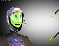 Alien Project 3D W.I.P.