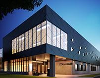 Saint-Apollinaire Multipurpose Center