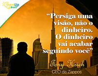 Social Media- StartUp Brasil