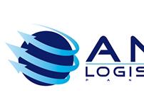 Logo ANC Logistics Panamá
