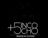 +58 Venezuelan clothing / LOGOTIPO