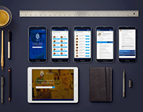 Académicos UADY - Intranet App