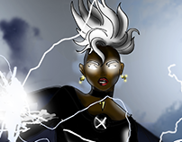 Tempestade - Xmen