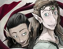 Illustration Love Elf