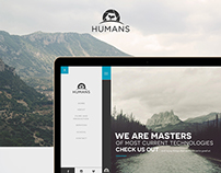 Humans Media | Web Design