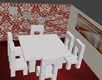 Projeto 3D em Blender