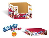 Material POP Calcivita Choco