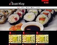 Diseño Web / Sushikey