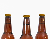 """Familia de Iconos """"Proceso que sigue la Cerveza"""""""